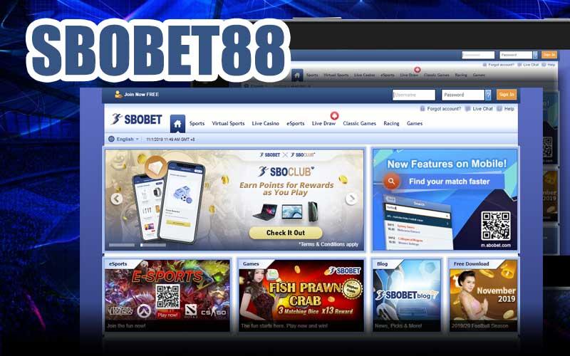 Sbobet88 judi bola online terbaik indonesia